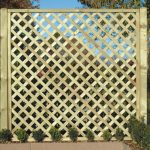 Simple Wood Fence Pictures