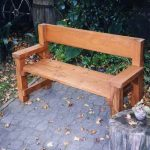 Simple Wooden Bench Design