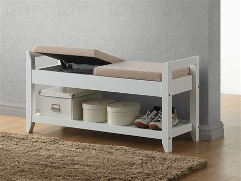 Picture of: Simple Wooden Storage Bench