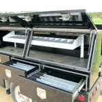 Slide Out Truck Bed Tool Boxes