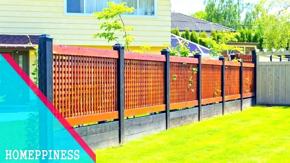 Small Fence Ideas For Homes