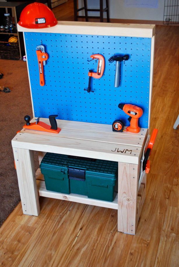 Picture of: Small Kids Wooden Bench