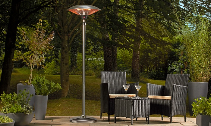 Picture of: Small Outdoor Heating Lamp