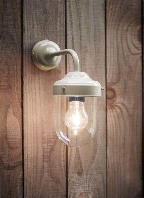 Picture of: Small Outdoor Wall Lamp