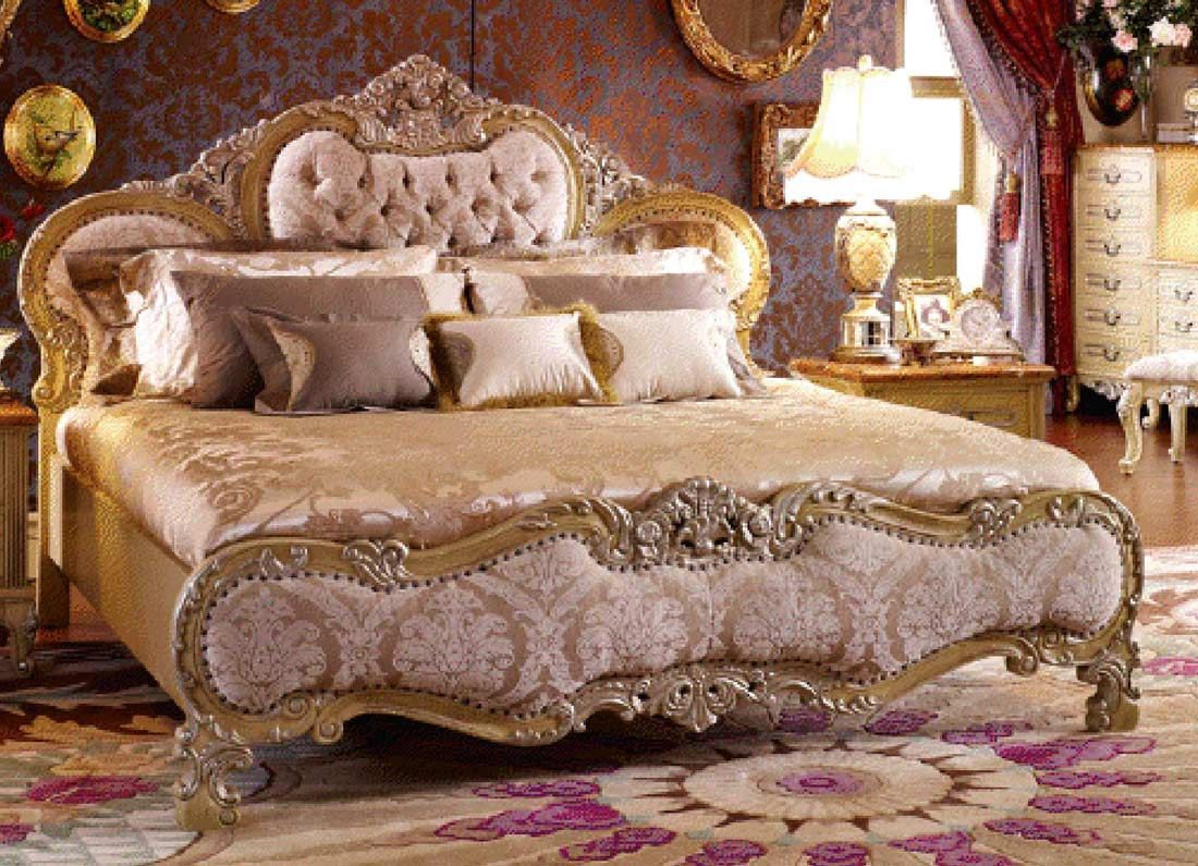 Image of: Small Traditional Bedroom Sets