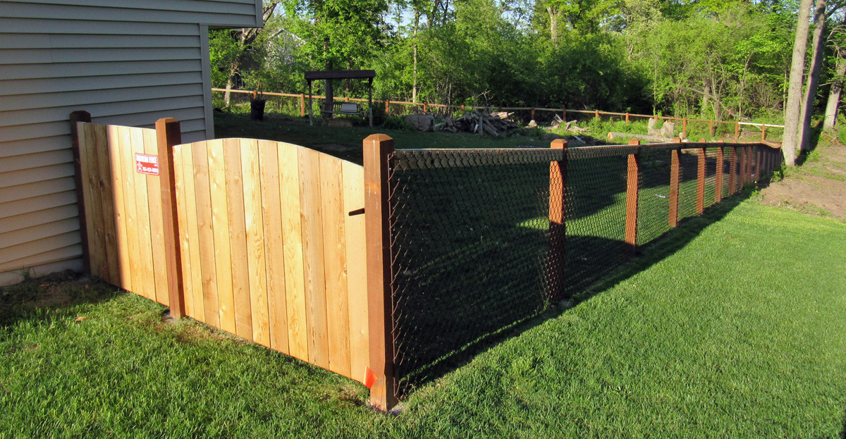 Picture of: Small Wood Fence Parts