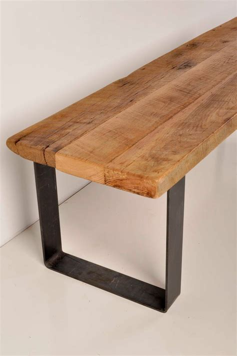 Picture of: Small Wooden Bench Seat