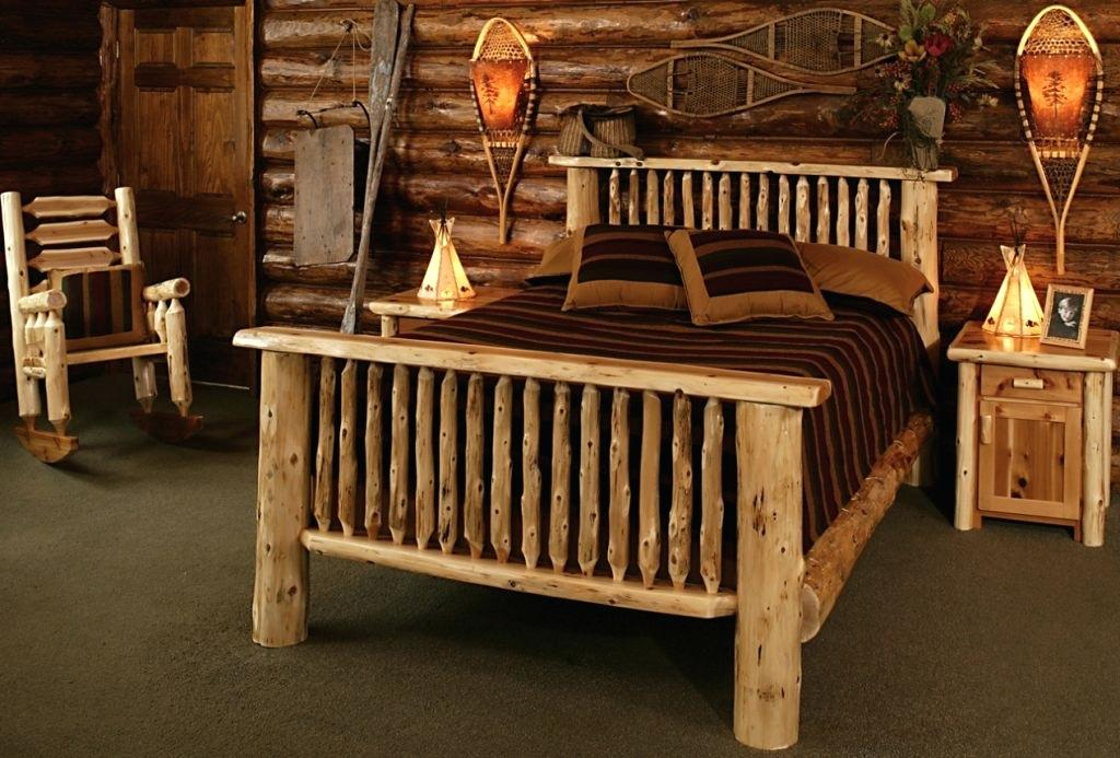 Smart Log Bedroom Sets