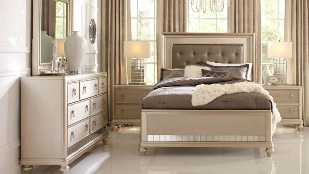 Sofia Vergara Bedroom Set Biscayne