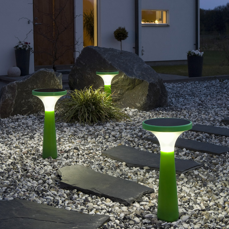 Picture of: Solar Outdoor Led Lighting