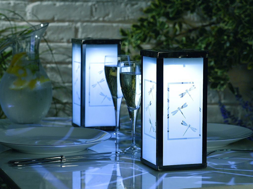 Solar Outdoor Motion Light With Outlet