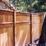 Solid Wood Fence Styles