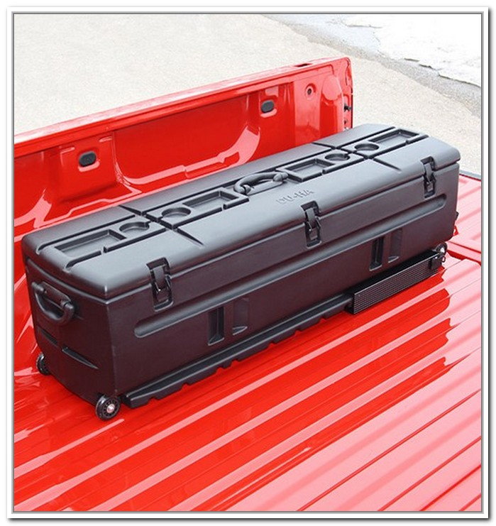 Image of: Solutions Truck Bed Storage Containers