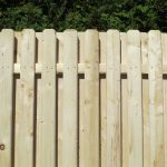 Spruce Board On Board Fence Panels