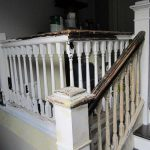 Staircase Wood Fence Parts