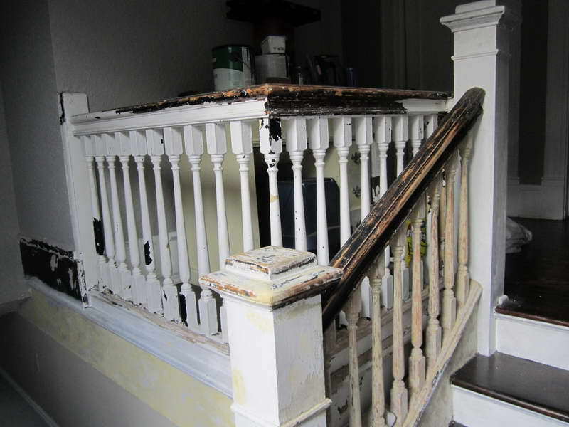 Picture of: Staircase Wood Fence Parts