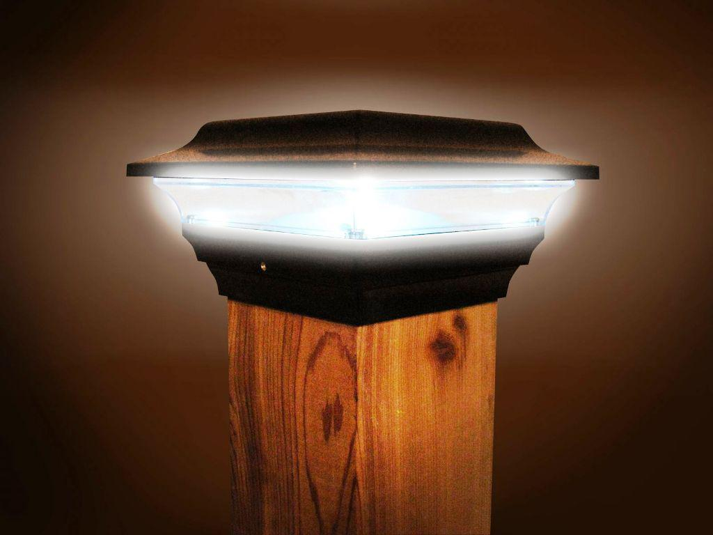 Picture of: Stand Outdoor Pole Lamps