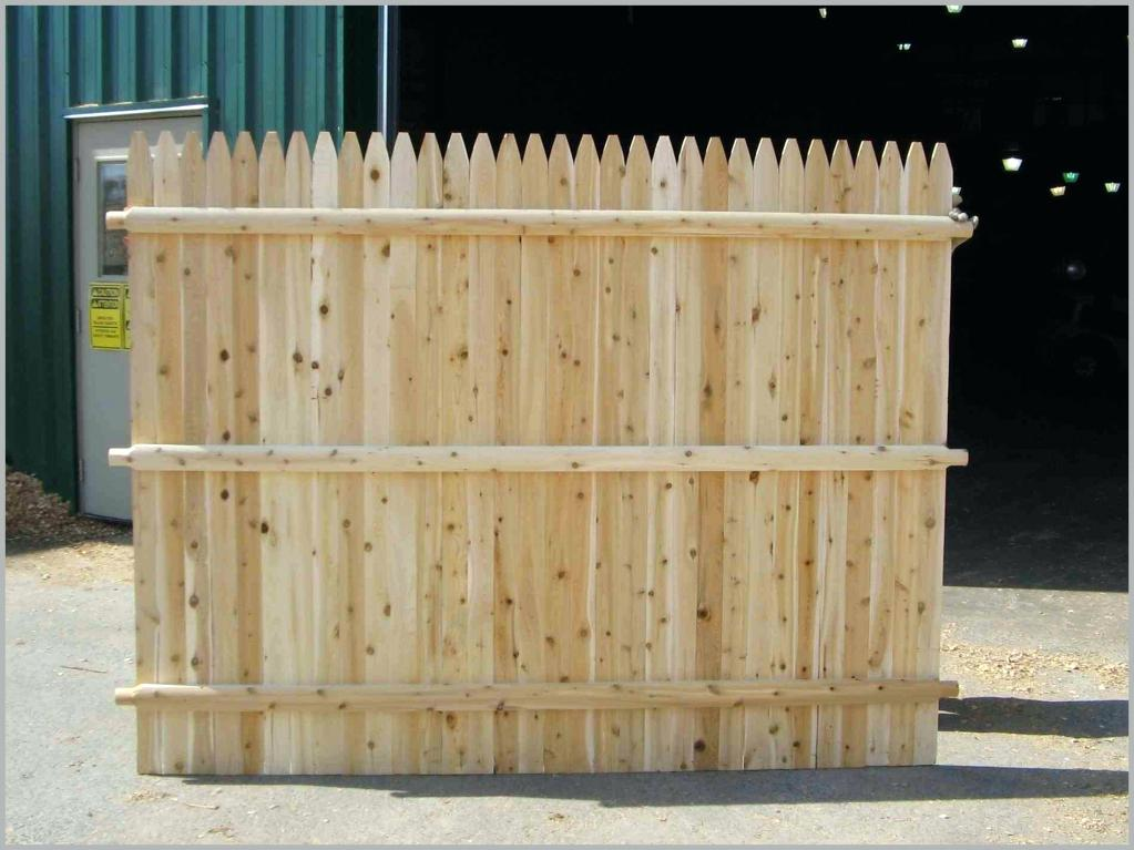 Picture of: Stockade Fence Panels Ideas