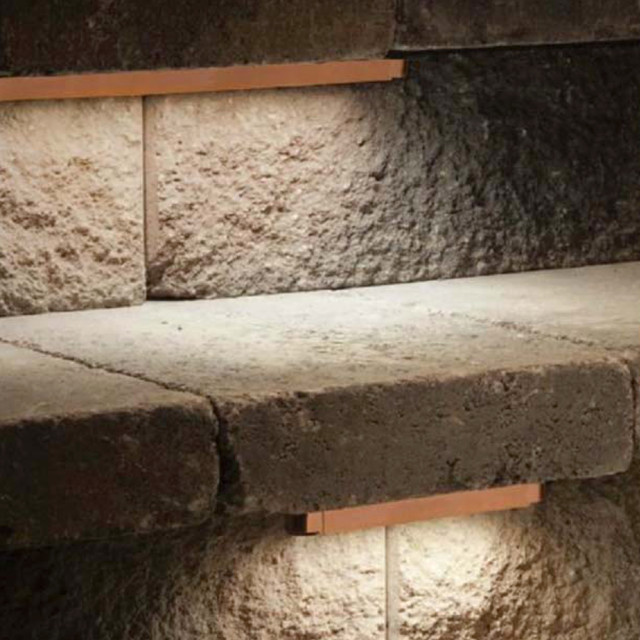 Stone Led Step Lights Outdoor