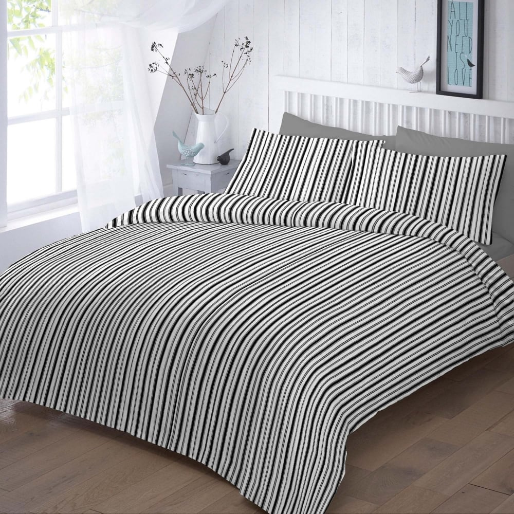 Strip Duvet Cover Meaning
