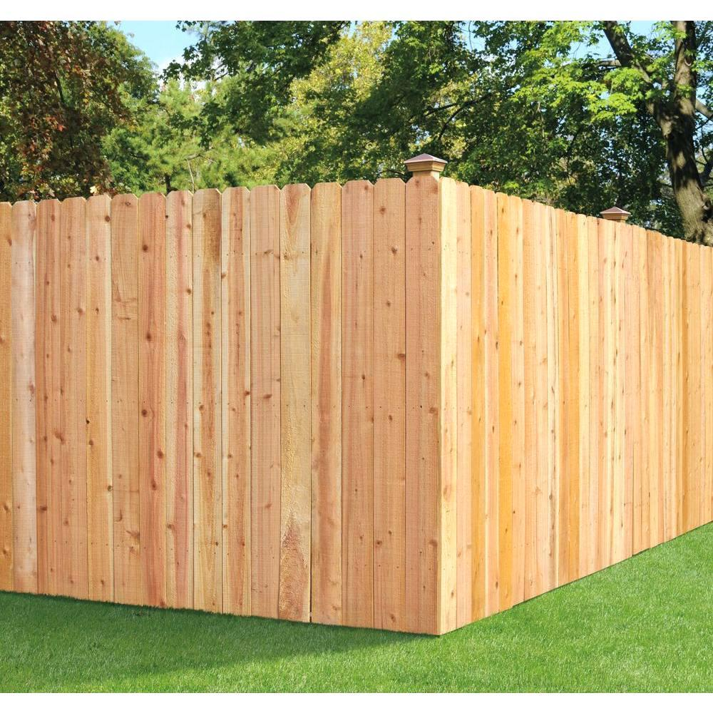 Picture of: Stunning Wooden Fence Ideas