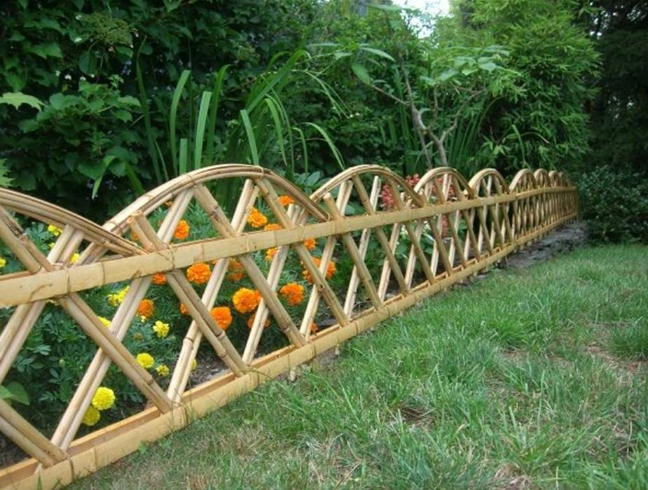 Stylish Garden Fence Ideas