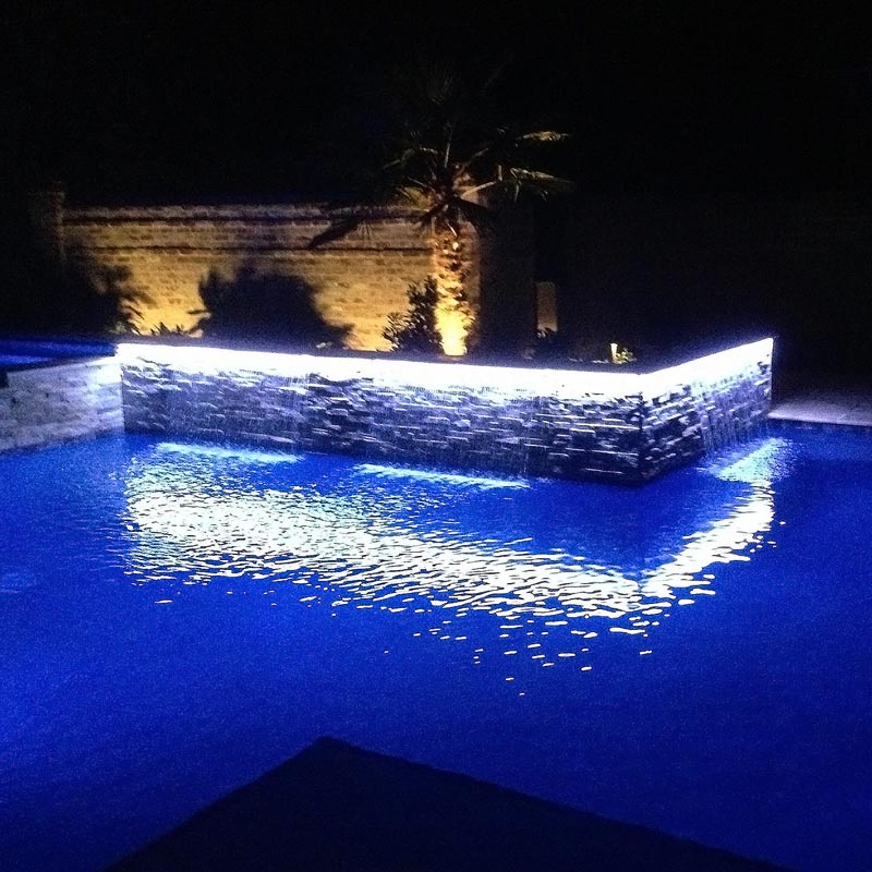 Picture of: Swimming Pool Outdoor Led Strip Lights Waterproof