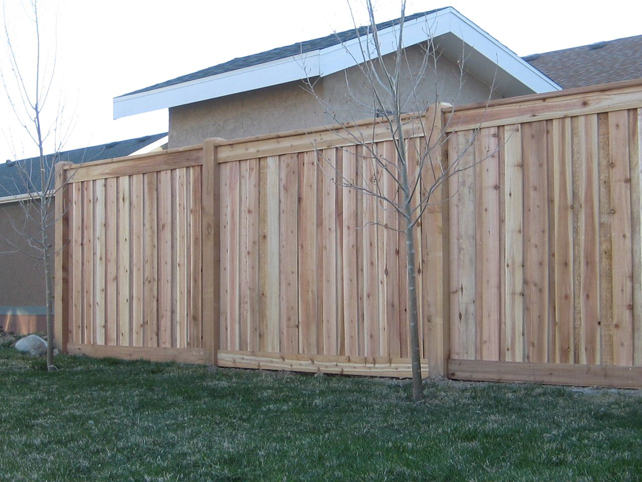 Picture of: System Board On Board Fence Panels