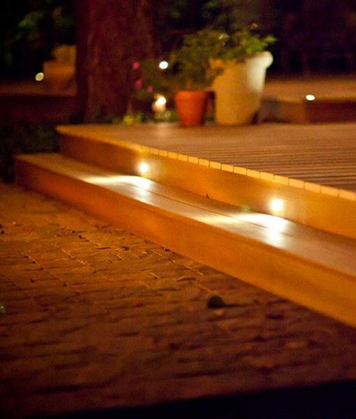 Picture of: System Led Step Lights Outdoor