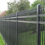 System Metal Picket Fence