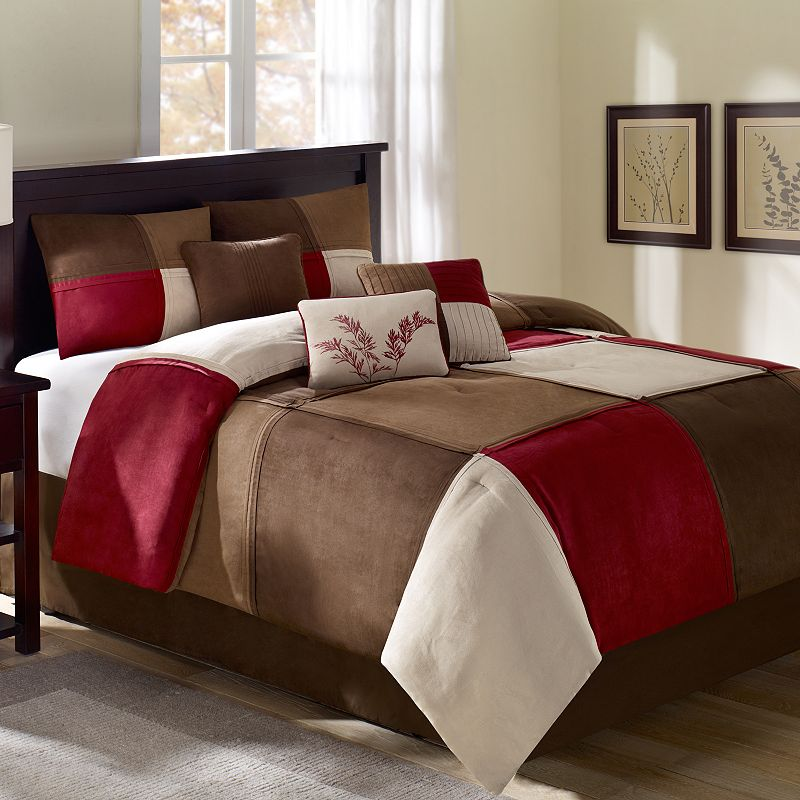 Very Soft Touch Tan Comforter Set