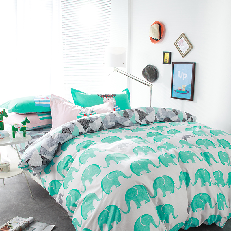 Picture of: Teal Bedding Sets Queen Kids