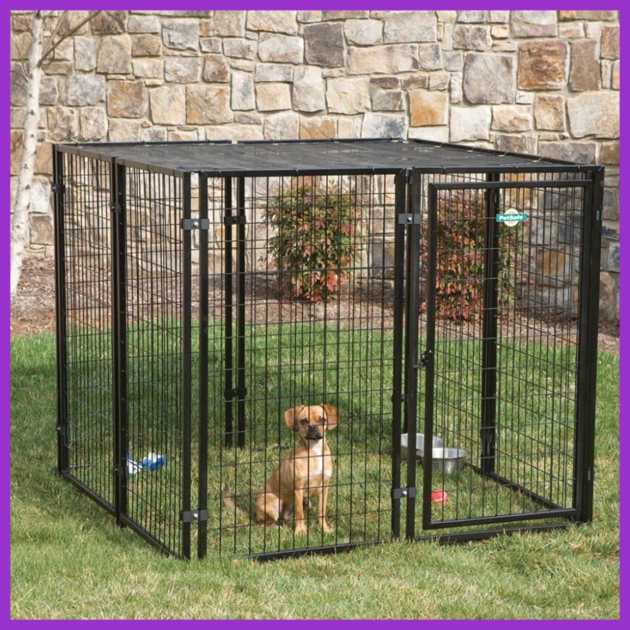 Picture of: Temporary Metal Dog Fence
