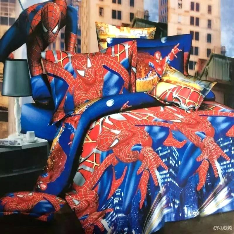 Image of: The Flash Bed Set Boys
