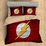 The Flash Bed Set Red