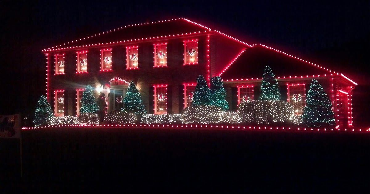 Picture of: The Range Best Outdoor LED Christmas Lights
