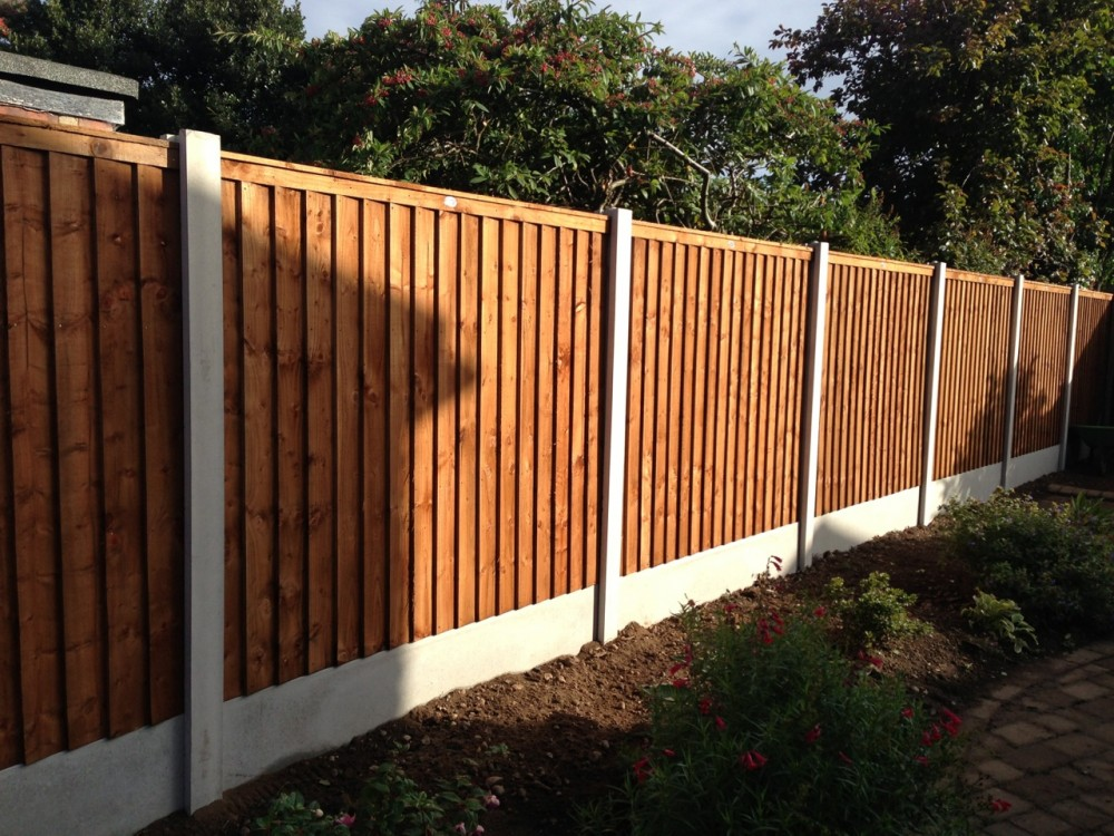 Top Installing Fence Panels