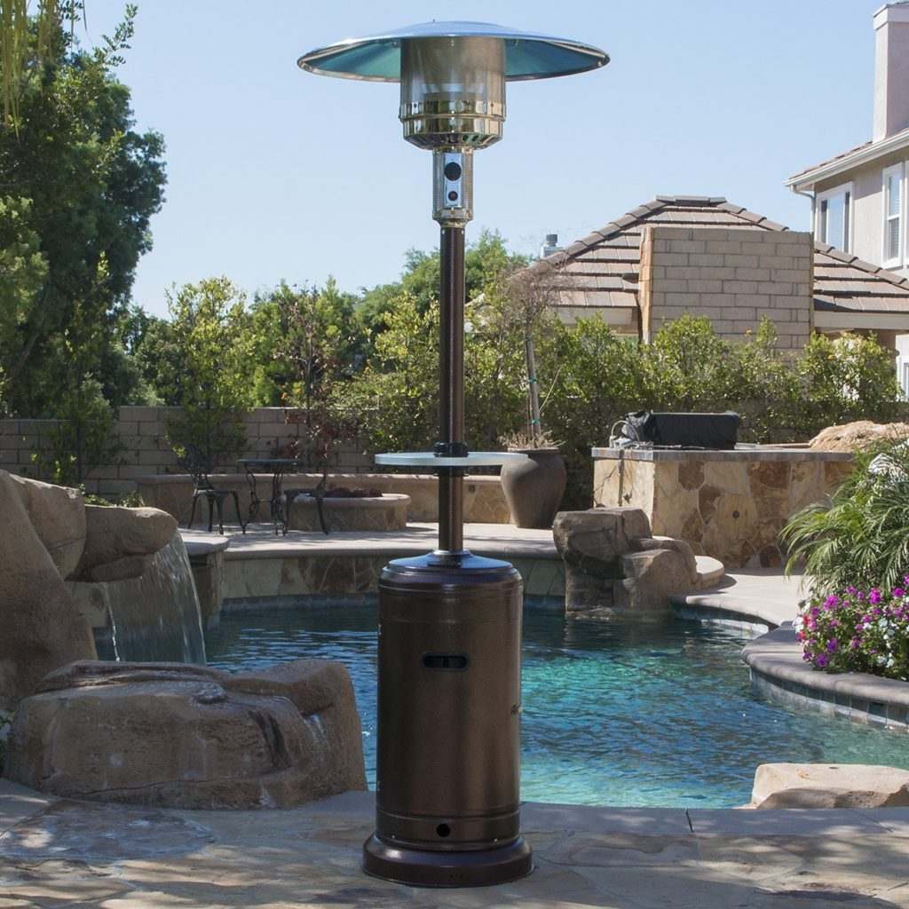 Picture of: Top Outdoor Heating Lamp