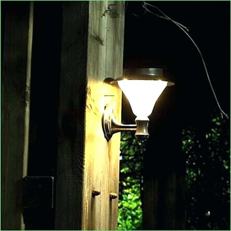 Picture of: Top Outdoor LED Lamp