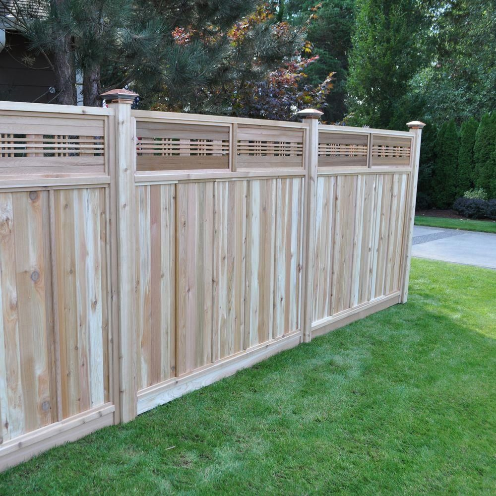 Picture of: Top Wooden Fence Ideas