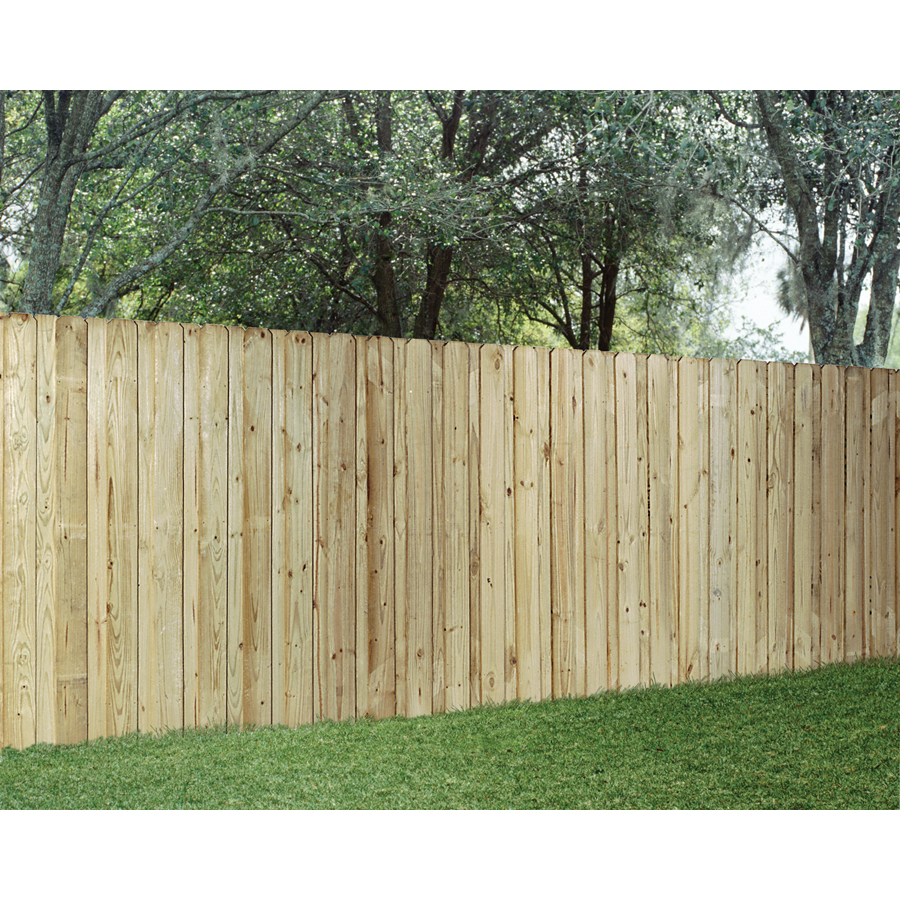 Picture of: Traditional Board On Board Fence Panels