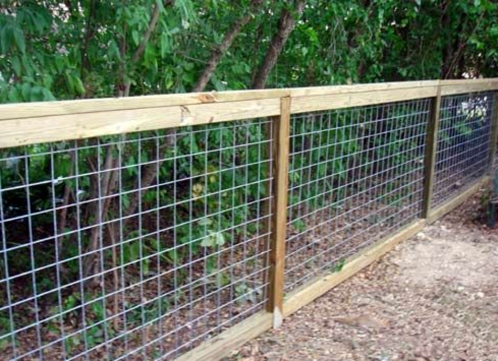 Traditional Dog Fence Panels