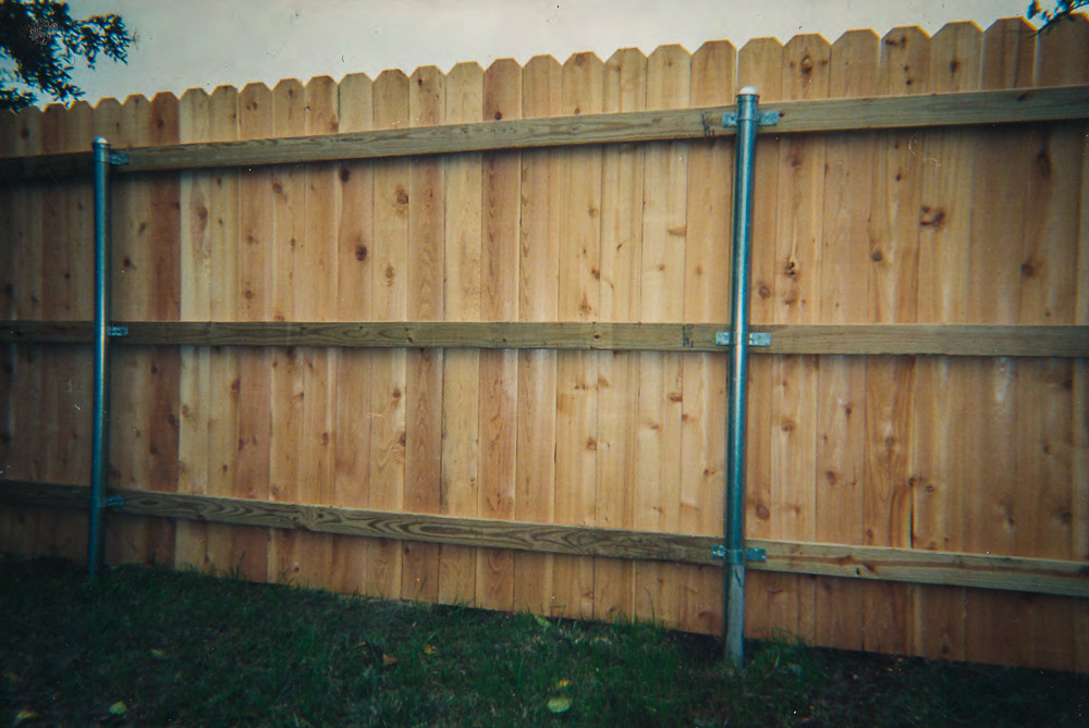 Picture of: Treated Wood Fence Posts For Sale