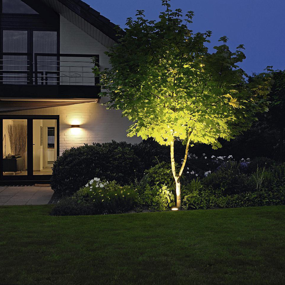 Tree Outdoor Ground Lighting