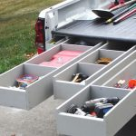 Truck Bed Storage Drawers Full