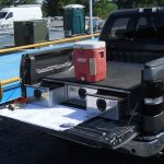 Truck Bed Storage Drawers Modification