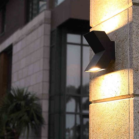 Picture of: Twin Outdoor Wall Lamp