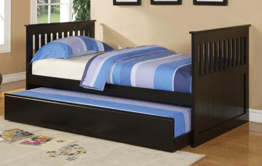 Image of: Twin Trundle Bed with Storage for Boys