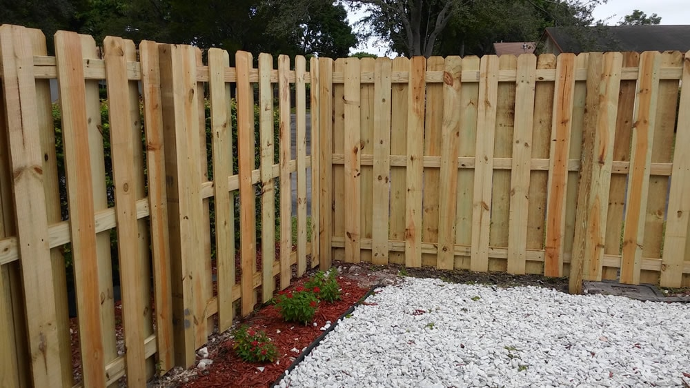 Picture of: Type of Wood Fence Repair