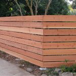 Types of Wood Fence Panels
